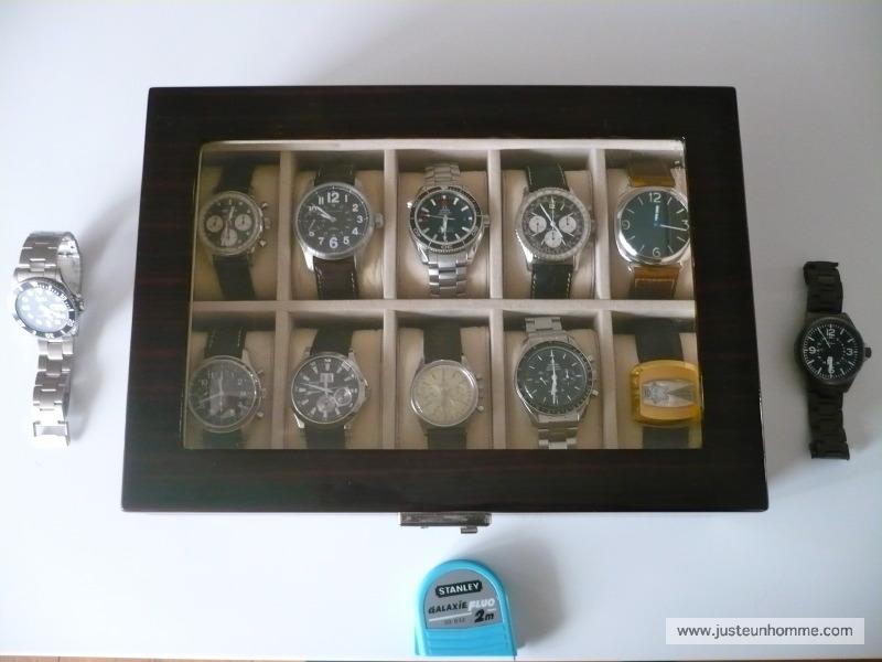 Guide des tailles de montres pour un poignet de 17 cm 01