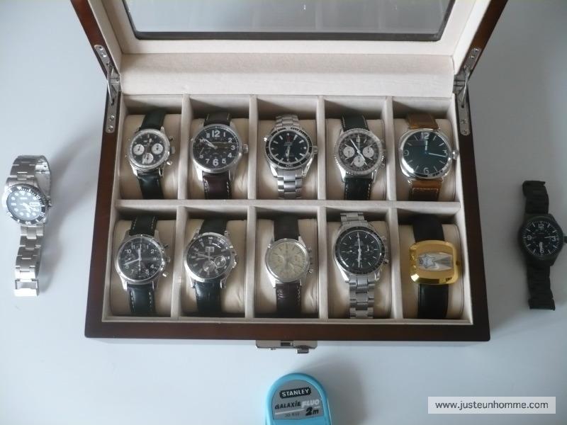 Guide des tailles de montres pour un poignet de 17 cm 02