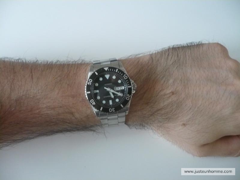 Guide des tailles de montres pour un poignet de 17 cm 07