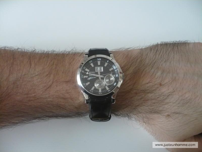 Guide des tailles de montres pour un poignet de 17 cm 08