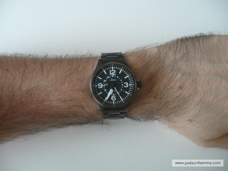 Guide des tailles de montres pour un poignet de 17 cm 12