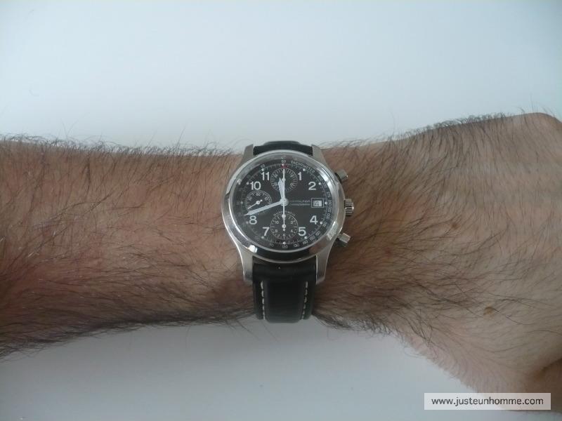 Guide des tailles de montres pour un poignet de 17 cm 13