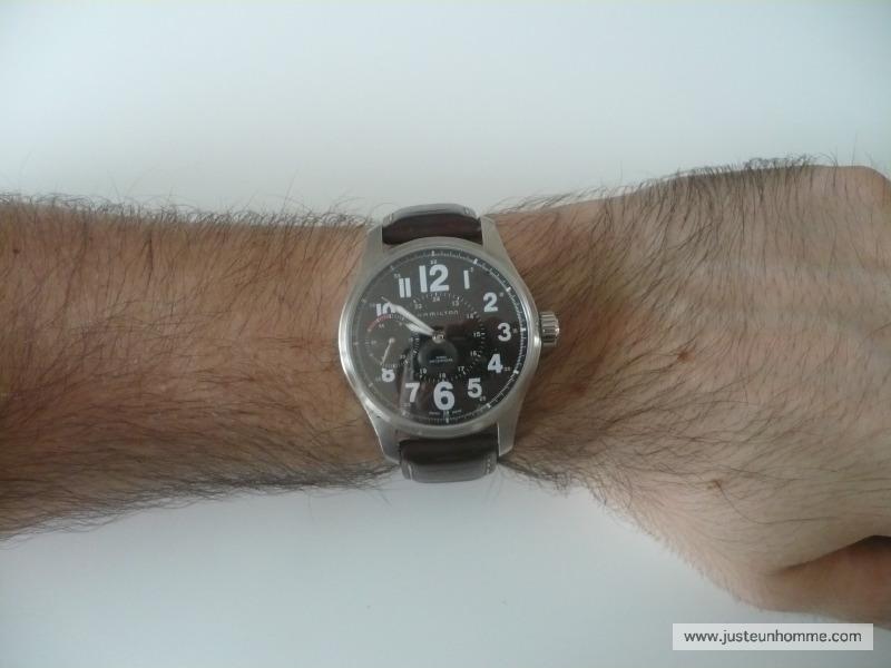 Guide des tailles de montres pour un poignet de 17 cm 14