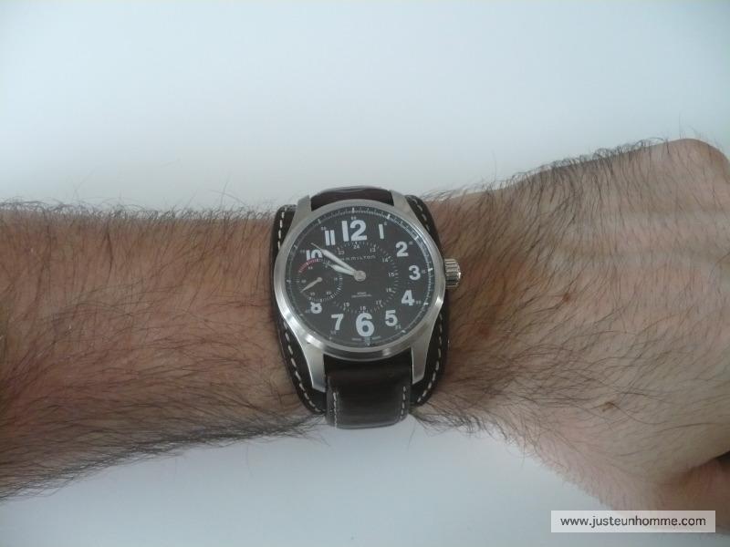 Guide des tailles de montres pour un poignet de 17 cm 15