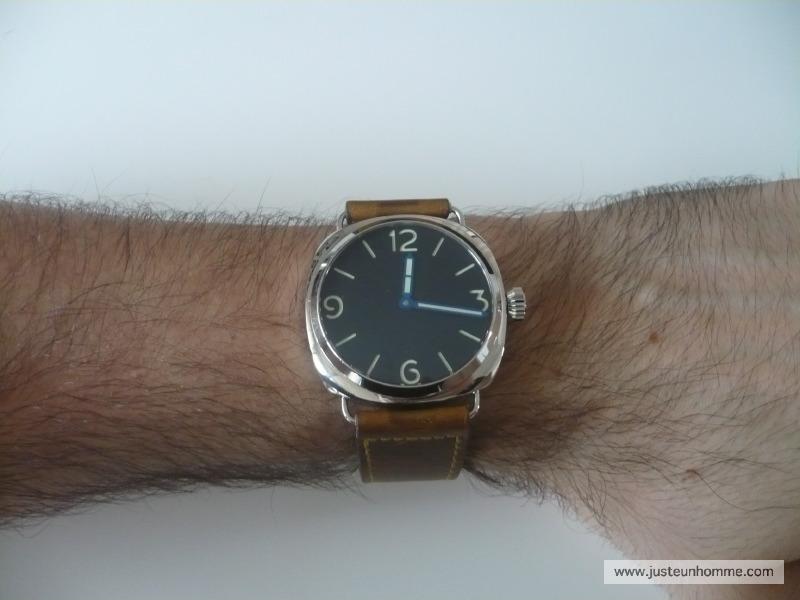Guide des tailles de montres pour un poignet de 17 cm 16