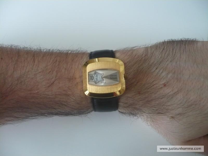 Guide des tailles de montres pour un poignet de 17 cm 17